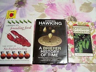 TUES books 1