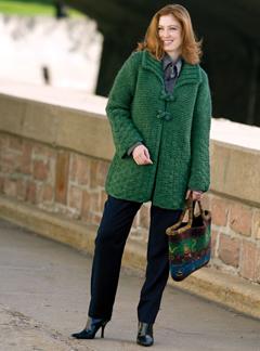 12 23 green coat