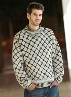 12 23 men's sweater