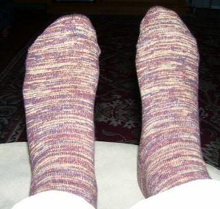 SAT socks