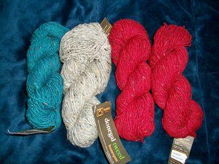 Vest yarn