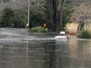 F5 submerged