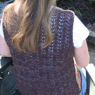 4-3 vegan vest back