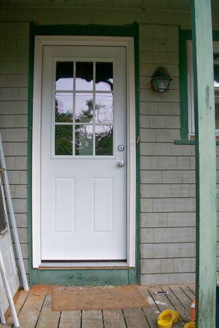7-7 front door