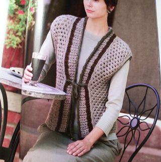 12-20 lacy vest
