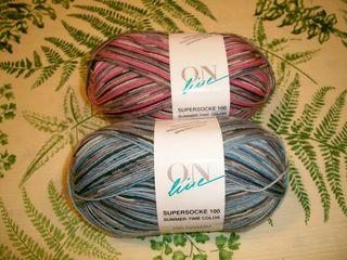 9-17 sock yarn