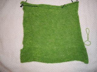 1-17 garter cardi blocking