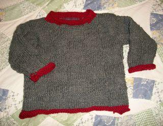 7-4 cooper's sweater