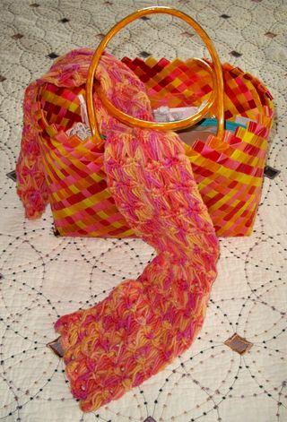 12-24 scarf, bag