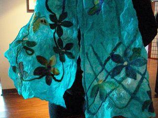 FS silk scarf
