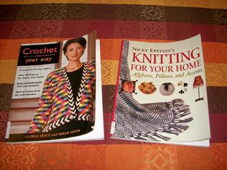 10-30 knitting books