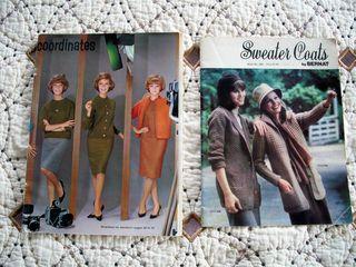 1-26 vintage pattern booklets