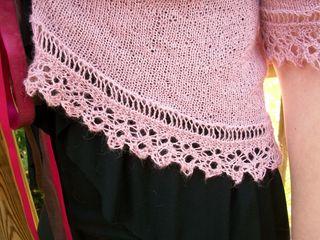 BC lace closeup