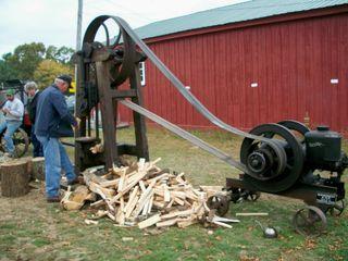 11-13 log splitter