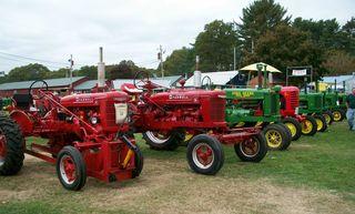 10-13 tractors