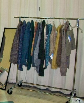 10-10 hanging sweaters