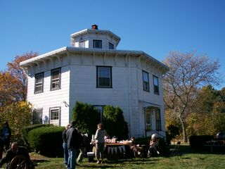 10-20 octagon house