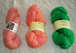 10-29 fingering yarns