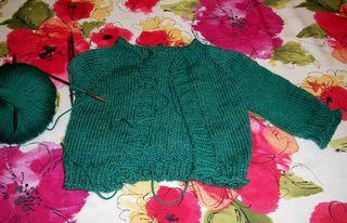 3-29 baby sweater