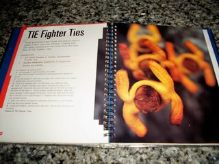 5-4 tie fighters