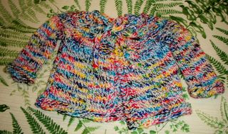 7-29 baby sweater