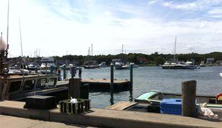 MV docks