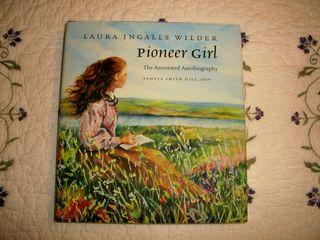 5-15 Pioneer girl