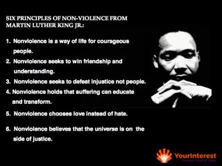 Six principles