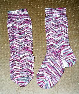Carolina Last Queen of Naples Socks