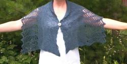 Hemp shawl