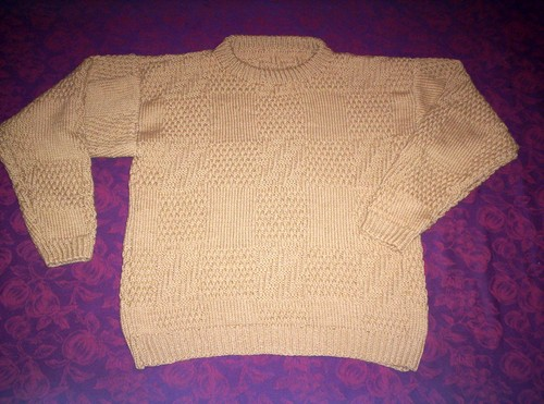 Magpie pullover